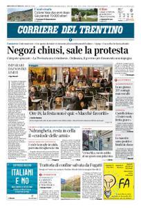 Corriere del Trentino – 28 ottobre 2020