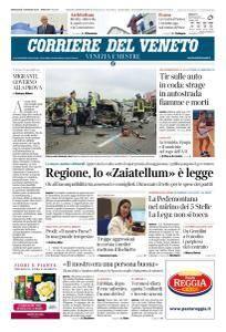 Corriere del Veneto Venezia e Mestre - 23 Maggio 2018