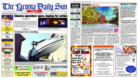The Laconia Daily Sun – September 26, 2020