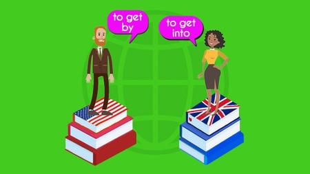 Intermediate English Vocabulary: Master 'to get'