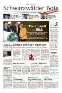 Schwarzwälder Bote Hechingen - 08. Oktober 2019
