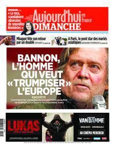 Aujourd'hui en France – 19 août 2018