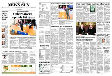 Lake County News-Sun – February 26, 2018