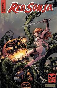 Dynamite-Red Sonja Halloween Special 2018 Hybrid Comic eBook