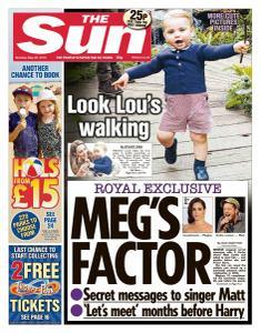 The Sun UK - 20 May 2019