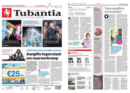 Tubantia - Enschede – 28 oktober 2019