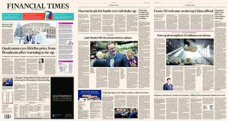 Financial Times Europe – 27 February 2018