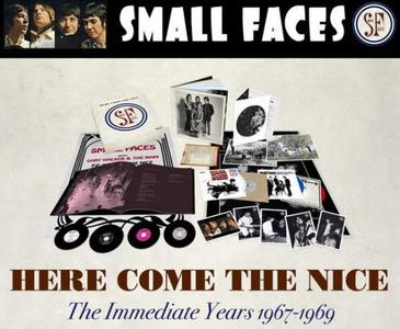 The Small Faces - Here Come The Nice (2014) [4CD + 4LP Box Set, only CD]
