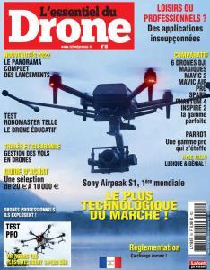 L'Essentiel du Drone - Juillet-Septembre 2021