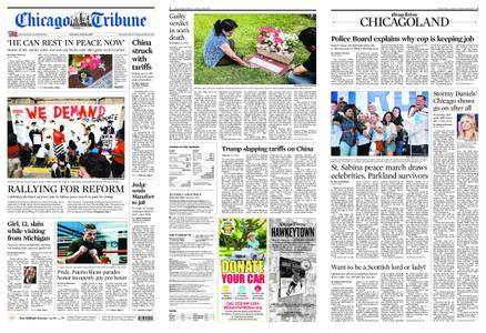 Chicago Tribune – June 16, 2018