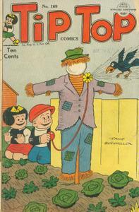 Tip Top Comics 169 (1951) (United) (c2c