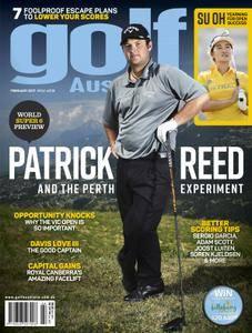Golf Australia - February 2017