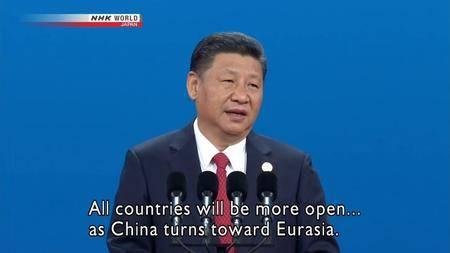 NHK - Documentary: China's Westward March (2018)