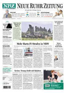 NRZ Neue Ruhr Zeitung Essen-Postausgabe - 12. April 2018