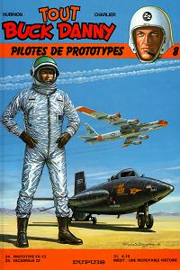 Buck Danny - Integrale 8 - Pilotes de Prototypes