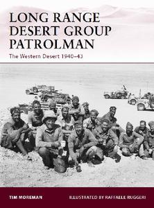 Long Range Desert Group Patrolman: The Western Desert 1940-43 (Osprey Warrior 148)