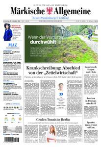 Neue Oranienburger Zeitung - 19. September 2019