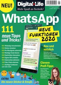 Digital Life - WhatsApp - Februar-März 2020