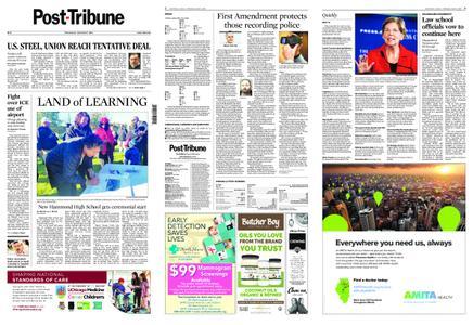 Post-Tribune – October 17, 2018