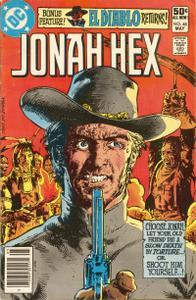 Jonah Hex 48 c2c DC Comics (1981 May)