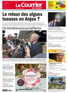Le Courrier de l'Ouest Nord Anjou – 12 juillet 2019