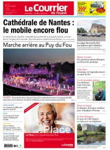 Le Courrier de l'Ouest Angers – 27 juillet 2020
