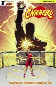 Cage Hero 001 2015 digital