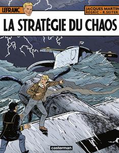 Lefranc - Tome 29 - La Stratégie du chaos (2018)