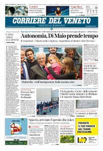 Corriere del Veneto Vicenza e Bassano – 01 dicembre 2018
