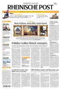 Rheinische Post – 08. August 2019