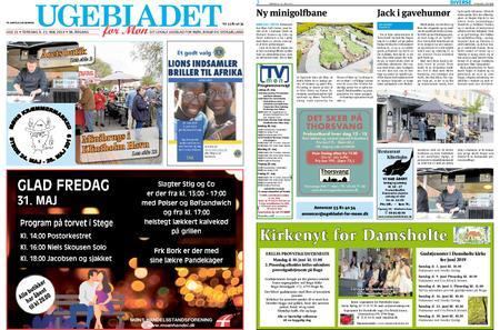 Ugebladet for Møn – 23. maj 2019