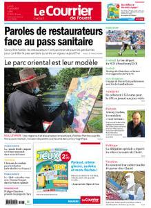 Le Courrier de l'Ouest Cholet – 09 août 2021