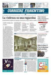 Corriere Fiorentino La Toscana - 7 Febbraio 2018
