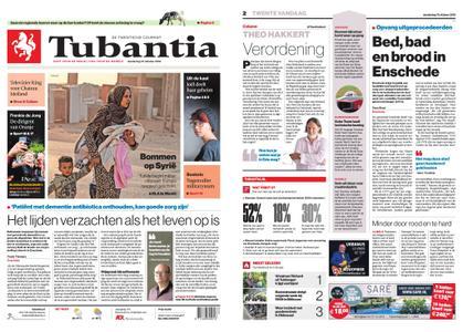 Tubantia - Enschede – 10 oktober 2019