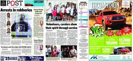 The Guam Daily Post – December 12, 2017