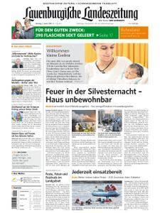 Lauenburgische Landeszeitung - 02. Januar 2018