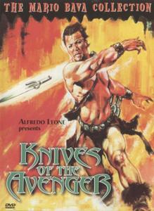 I coltelli del vendicatore / Knives of the Avenger (1966) [Repost]