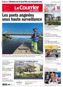 Le Courrier de l'Ouest Angers – 15 juillet 2019