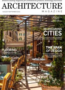 Architecture Magazine - August/September 2021