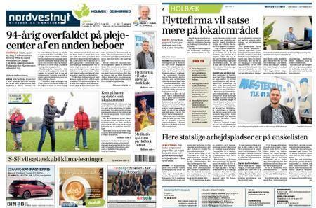 Nordvestnyt Holbæk Odsherred – 21. oktober 2017