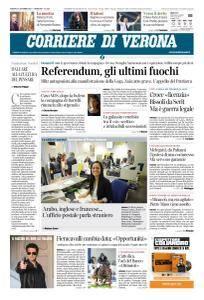 Corriere di Verona - 21 Ottobre 2017