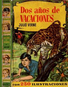 Colección Historias 82 - Dos años de vacaciones