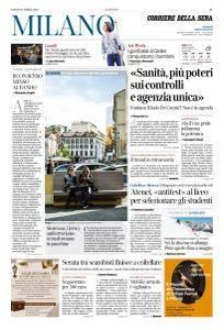 Corriere della Sera Milano - 14 Aprile 2018