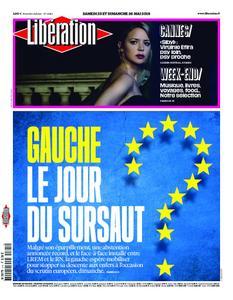 Libération - 25 mai 2019