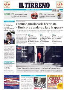 Il Tirreno Livorno - 25 Maggio 2019