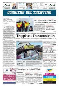 Corriere del Trentino - 25 Marzo 2018