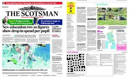 The Scotsman – May 07, 2018