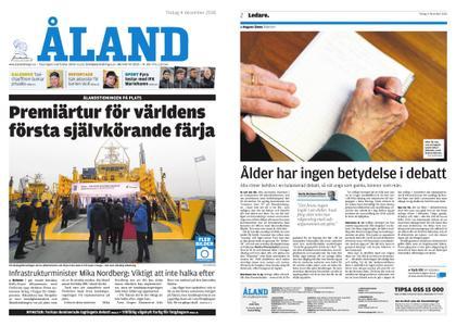 Ålandstidningen – 04 december 2018