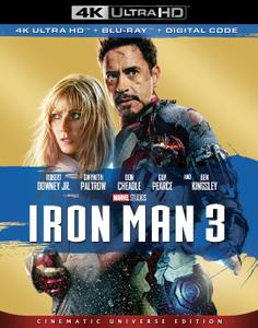 Iron Man 3 (2013) [4K, Ultra HD]