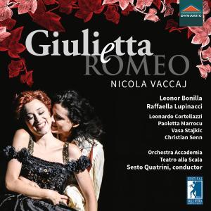 Leonor Bonilla - Vaccaj: Giulietta e Romeo (Live) (2019)